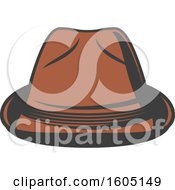 August 16th, 2018: Clipart Of A Hat Royalty Free Vector Illustration by Vector Tradition SM