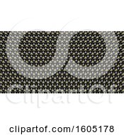 Poster, Art Print Of 3d Geometric Weave Abstract