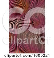 Warped Line Background
