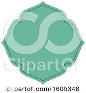 Blank Label Frame Design