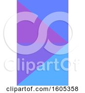 Clipart Of A Geometric Background Royalty Free Vector Illustration
