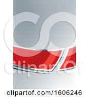 Red And Gray Background