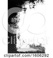 Grayscale Grunge Background