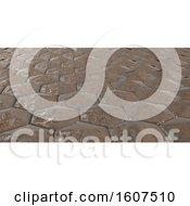 3d Hexagonal Background