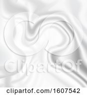 Clipart Of A Gray Marble Background Royalty Free Vector Illustration