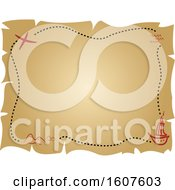 Poster, Art Print Of Pirate Banner Clipart