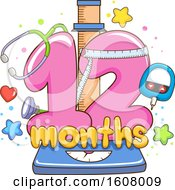 Check Up Twelve Months Illustration