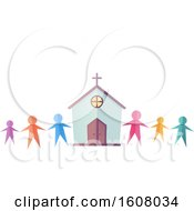 Church Community Illustration