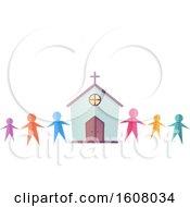 Church Community Illustration