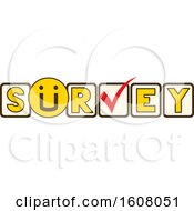 Survey Lettering Illustration