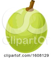 Clipart Of A Ambarella Royalty Free Vector Illustration