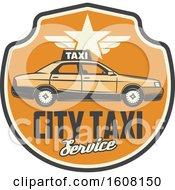 City Taxi Design