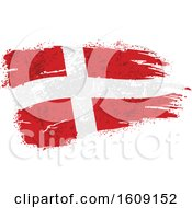 Clipart Of A Torn And Distressed Switzerland Flag Royalty Free Vector Illustration by dero