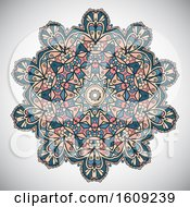 Poster, Art Print Of Decorative Mandala Design