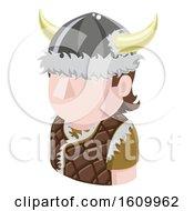 Poster, Art Print Of Viking Avatar People Icon