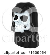 Poster, Art Print Of Grim Reaper Avatar People Icon