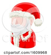 Santa Claus Avatar People Icon