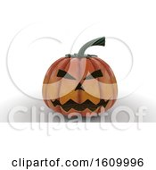 Stylised Jack O Latern Pumpkin
