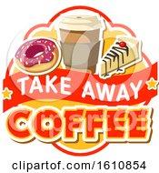 Take Away Coffee Food Design