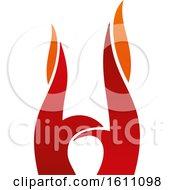 Poster, Art Print Of Letter H Logo Design