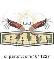 Fishing Shrimp Design