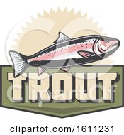 Trout Fishing Design