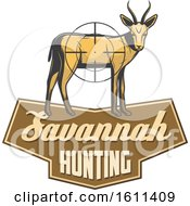 Antelope Hunting Design