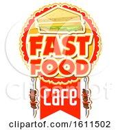 Fast Food Sandwich And Kebab Design