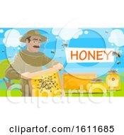 Poster, Art Print Of Beekeeper