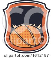 Poster, Art Print Of Basketball Sports Design