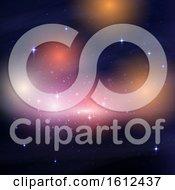 Poster, Art Print Of Galaxy Night Sky Background