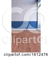 Poster, Art Print Of 3d Contemporary Empty Room