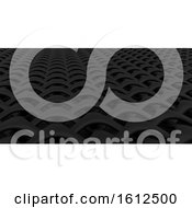 Poster, Art Print Of 3d Geometric Weave Abstract Wallpaper Background