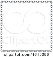 Chain Link Border by AtStockIllustration