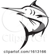 Marlin Jumping by patrimonio