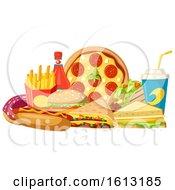 Soda And Food