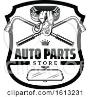 Black And White Automotive Design