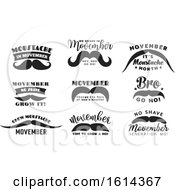 Mustaches For No Shave November