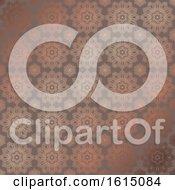 Poster, Art Print Of Elegant Pattern Design