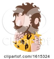 Caveman Avatar People Icon