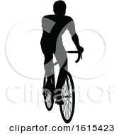 Bicycle Riding Bike Cyclist Silhouettes