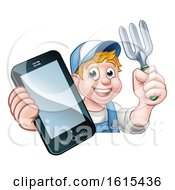 Gardener Phone Concept