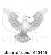White Dove Concept by AtStockIllustration
