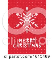 Retro Styled Christmas Card