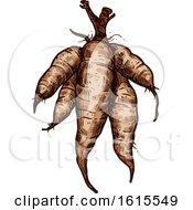 Sketched Cassava
