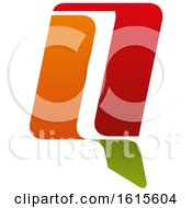 Clipart Of A Letter Q Logo Royalty Free Vector Illustration