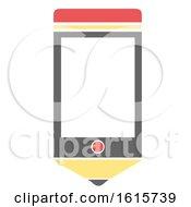 Mobile Apps Education Illustration