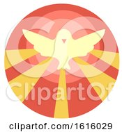 Poster, Art Print Of Dove Of Peace
