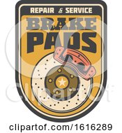 Retro Automotive Repair Design