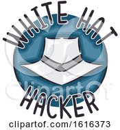 White Hat Hacker Illustration